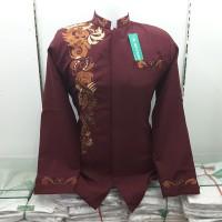 Harga jual jas koko jasko baju koko merah tanah abang jakarta   Pembandingharga.com