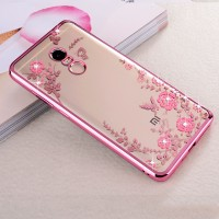 Softcase DIAMOND Xiaomi Redmi Note 3 / 4 Pro Casing TPU Case HP Cover