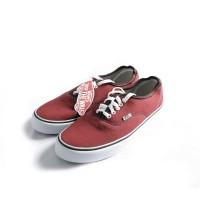 Sepatu Vans Authentic merah marun MURAH