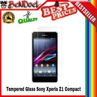 Tempered Glass Sony Experia Xperia Z1 Compact / Mini / Z1F / Docomo