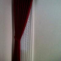 Gorden gordyn roman shade blinds dll area kembangan,kedoya