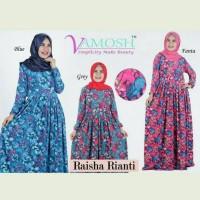 Jual Gamis Maxi Raisha Rianti Dress Vamosh Murah