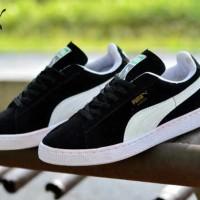 harga Promo Terlaris Sepatu Sneaker Casual Puma Classic Suede Import Tokopedia.com