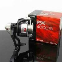 Reel Shimano FX 4000 FB 100% Original Free Ongkir !!