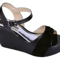 Harga sepatu wedges sandal pesta grade original cjk | antitipu.com