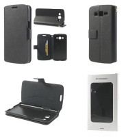 Doormoon Leather Case Flip Cover Samsung Galaxy Grand 2 Duos G7102