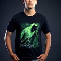 Kaos Baju Burung Kicau Mania Cucak Ijo
