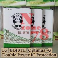 Baterai Lg Bl-48th Optimus G Pro E985 E988 G Rakkipanda Double Power