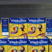 Jual bagus vitabumin obat herbal nutrisi vitamin tumbuh kembang anak Murah