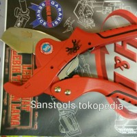 "pipe cutter / gunting pipa paralon pvc ppr TOHO 1.5/8"" ( 42mm ) JAPAN"