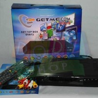 Set Top Box Digital Receiver Getmecom HD9 / HD 9 / HD-9 DVBT2 / DVB-T2