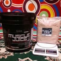 Ultimate Muscle Juice Revo Gainer Ecer / Eceran Murah Di Surabaya