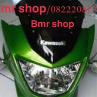 harga Kedok/batok Full Set Ninja 150r Model Barong Original Kawasaki Tokopedia.com