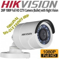 CAMERA OUTDOR HIKVISION 2MP DS-2CE16DOT-IRP