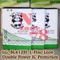 BATERAI LG BL-41ZH L LEON FINO L50 C40 H345 MS345 D213N DOUBLE POWER