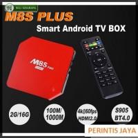 Jual M8S PLUS Amlogic S905 Gigabit 2G/16G Android5.1 Android TV BOX Murah