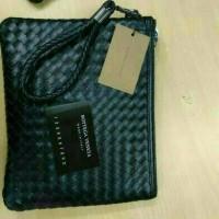 handbag clutch tas tangan bottega pria / wanita premium ukuran mini
