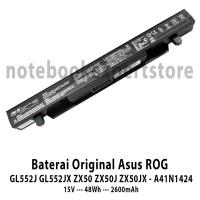 Baterai Original Asus ROG GL552J GL552JX ZX50 ZX50J ZX50JX - A41N1424