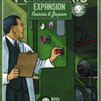 Power Grid: Russia & Japan Expansion Board Game