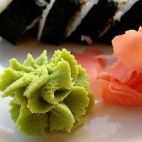 harga Wasabi Powder Korea 100gr Repack Bumbu Bubuk Wasabi Sushi Sashimi Tokopedia.com
