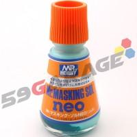 M-132 Mr. Masking Sol Neo - Gundam Model Kit Paint