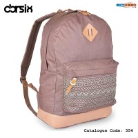Tas Pria Ransel Backpack CBRSix | Competitor of Bodypack Eiger Palazzo