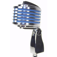 HEIL SOUND FIN Dynamic Vocal Microphone with Blue LED
