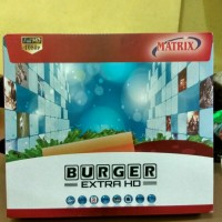 Receiver Matrix Burger Extra HD