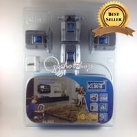 Jual Klik-it kabel 5m + Stop Kontak Switch Murah