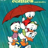 Donald Duck Long Story English (50 Pack PDF)