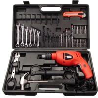 Black + Decker Hammer Drill Kitting Set 550W HD560KB1