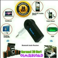 Jual Car Bluetooth Receiver / Bluetooth Audio Receiver BT-350 Murah