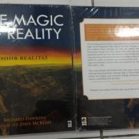 The magic of reality Sihir realitas - Richard dawkins Dave Mckean