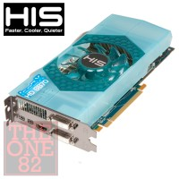 HIS RADEON HD 6870 ICEQ X 1GB GDDR5 256-bit