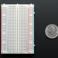 Breadboard Kecil Half Size Projectboard 400 Lubang