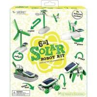 Jual SOLAR ROBOT KIT 6 IN 1 TOYS Murah