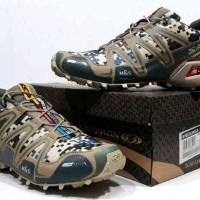 Sepatu Pria Adidas Salomon Camo Tracking Premium Quality