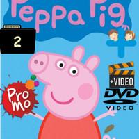Video Kartun Edukasi Anak Peppa Pig 53 Episode Season 2 DVD Video