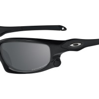 Oakley Split Jacket Polished Black/Black Iridium