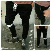 Celana Panjang Jogger Pants Stripe DC