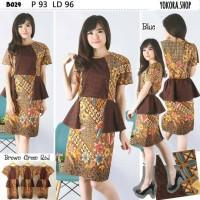 Ryu Dress Batik