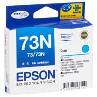 Tinta Epson 73 / 73n Ink Cartridge Original Cyan