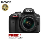 Nikon D3400 Kit 18-55MM / Camera Nikon D3400