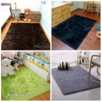 Jual karpet bulu lembut 200x150cm Murah