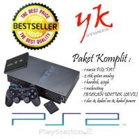 Sony Playstation 2 / PS2 / PS 2 Hdd 40gb - Full Games Lengkap Murah