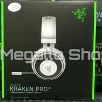 Razer Kraken Pro V2 White / Putih