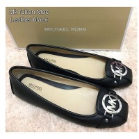 Michael Kors Fulton MOC Leather Black