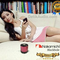 Speaker Bluetooth Portable Nakamichi Blackhole - Japan