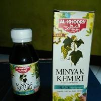 Jual Minyak Kemiri AL-KHODRY BLACK ORIGINAL Murah