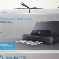 HP OfficeJet 200 Mobile Printer (OJ200) - Printer Portable